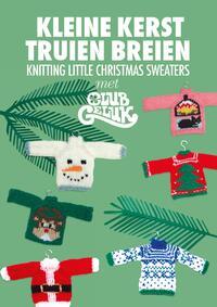 Kleine kersttruien breien-Marieke Voorsluijs-eBook