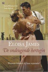 De ondeugende hertogin-Eloisa James-eBook