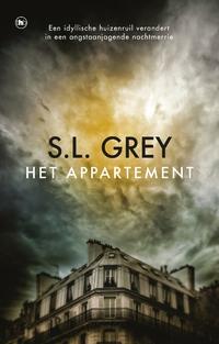 Het appartement-S.L. Grey-eBook