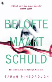 Belofte maakt schuld-Sarah Pinborough-eBook