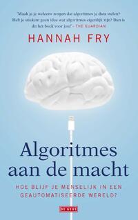 Algoritmes aan de macht-Hannah Fry