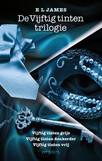 De Vijftig tinten trilogie-E L James-eBook