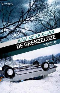 De grenzeloze-Jussi Adler-Olsen