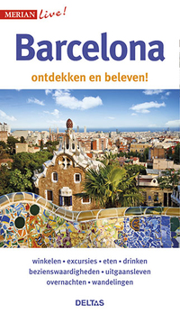 Reisgids Merian Live! - Merian live! Barcelona-Harald Klocker