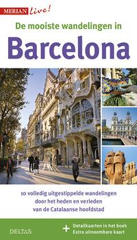 Reisgids Merian Live! - De mooiste wandelingen in Barcelona-Sascha Borrée