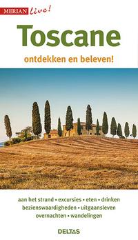Reisgids Merian Live! - Toscane-Birgit Müller