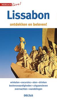 Reisgids Merian Live! - Lissabon-Harald Klöcker