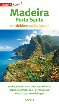 Reisgids Merian Live! - Madeira Porto Santo-Beate Schümann
