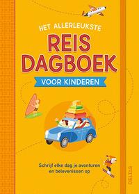 Het allerleukste reisdagboek voor kinderen-