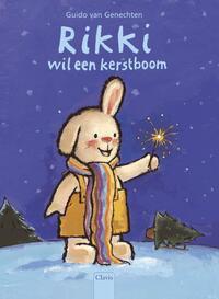 Rikki wil een kerstboom-Guido van Genechten