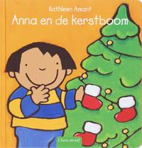 Anna en de kerstboom-Kathleen Amant