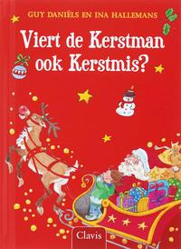Viert de kerstman ook Kerstmis?-Guy Daniëls