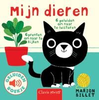 Mijn dieren (geluidenboek)-Marion Billet