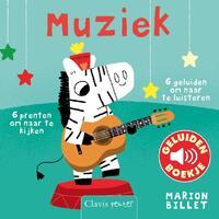 Muziek (geluidenboek)-Marion Billet