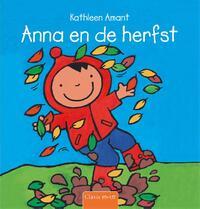 Anna en de herfst-Kathleen Amant