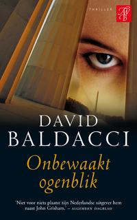 Onbewaakt ogenblik-David Baldacci-eBook