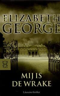 Mij is de wrake-Elizabeth George-eBook