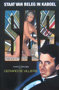 SAS 95 : Staat van beleg in Kaboel-Gérard de Villiers-eBook