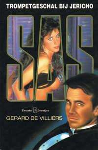 SAS 113 : Trompetgeschal bij Jericho-Gérard de Villiers-eBook