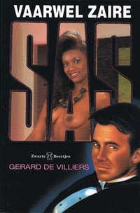 SAS 128 : Vaarwel Zaire-Gérard de Villiers-eBook
