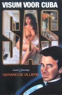 SAS 93 : Visum voor Cuba-Gérard de Villiers-eBook