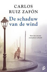 De schaduw van de wind-Carlos Ruiz Zafón-eBook