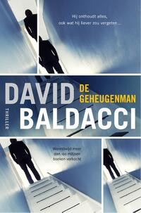 De Geheugenman-David Baldacci-eBook