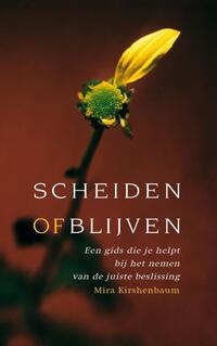 Scheiden of blijven-Mira Kirshenbaum-eBook
