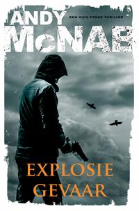 Explosiegevaar-Andy McNab-eBook