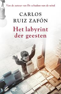 Het labyrint der geesten-Carlos Ruiz Zafón-eBook