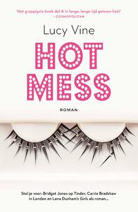 Hot mess-Lucy Vine-eBook
