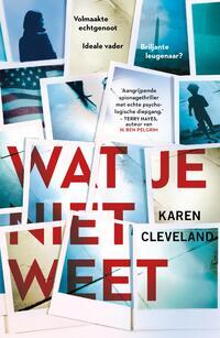 Wat je niet weet-Karen Cleveland-eBook