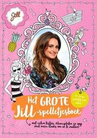 Het grote Jill-spelletjesboek-Jill Schirnhofer