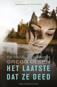 Het laatste dat ze deed-Gregg Olsen-eBook