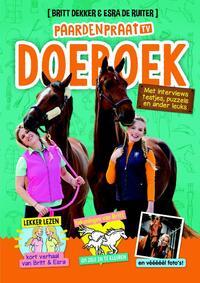 Het PaardenpraatTV doeboek-Britt Dekker, Esra de Ruiter, Joke Reijnders