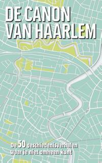 De canon van Haarlem-Kim Bergshoeff-eBook