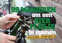 99 Manieren Om Een Bierflesje Te Openen-Brett Stern