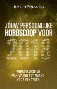 Jouw persoonlijke horoscoop voor 2018-Joseph Polansky