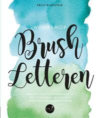 Workshop Brush letteren-Kelly Klapstein
