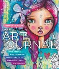 Maak je eigen art journal-Tamara Laporte
