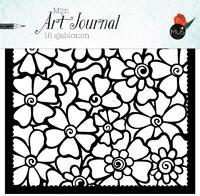 Mijn Art Journal 15 sjablonen-