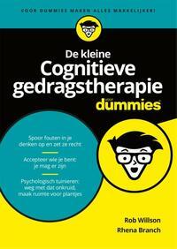 De kleine cognitieve gedragstherapie voor dummies-Rhena Branch, Rob Willson