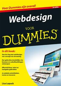 Webdesign voor Dummies-Lisa Lopuck