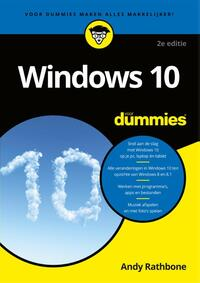 Windows 10 voor dummies-Andy Rathbone