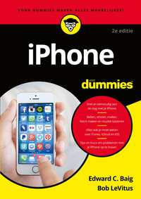 iPhone voor Dummies-Bob Levitus, Edward C. Baig