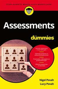 Assessments voor dummies-Lucy Povah, Nigel Povah