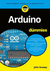 Arduino voor dummies-John Nussey-eBook