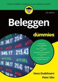 Beleggen voor dummies-Hans Oudshoorn, Peter Siks-eBook