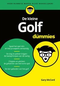 De kleine Golf voor Dummies-Gary McCord-eBook