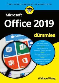 Microsoft Office 2019 voor Dummies-Wallace Wang